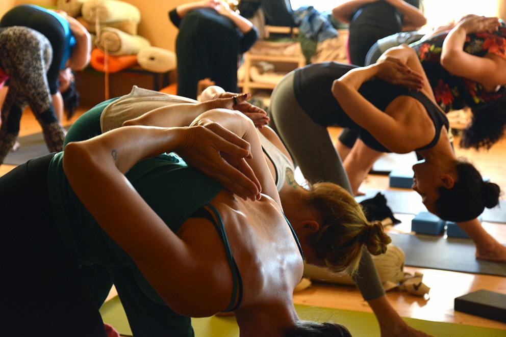 Yoga Corporativo
