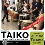 Taiko workshop1